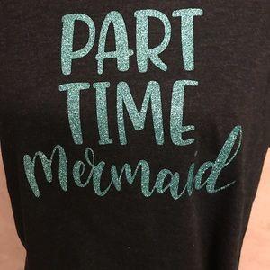 Part Time Mermaid Top